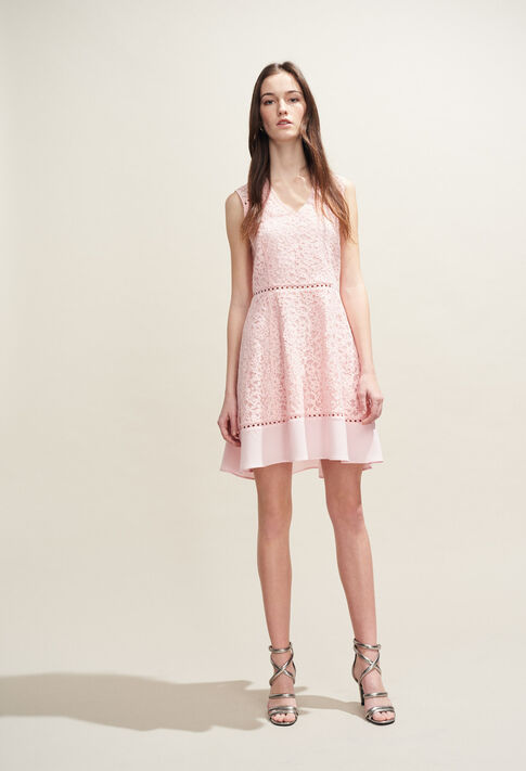 RIKKI : Vestidos color ROSE