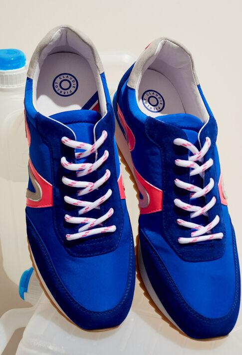 ABIGAILLE : Chaussures couleur Bleu