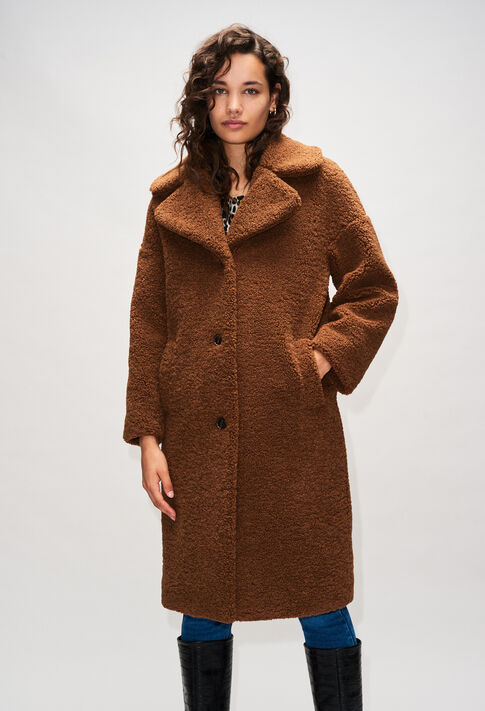 FEDORAH19 : Abrigos y chaquetas color OURSON