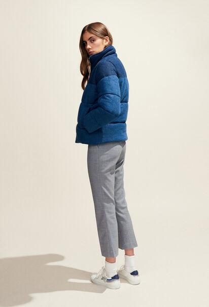 GINO : Abrigos y chaquetas color Jean
