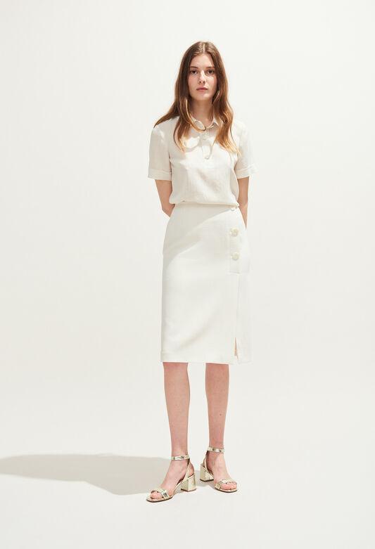 07a029ca8 Faldas y pantalones cortos de mujer: falda estampada, retro ...