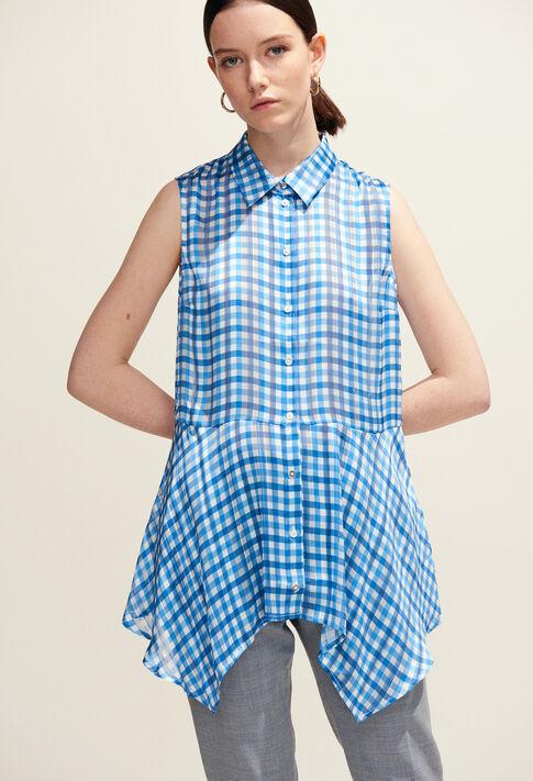 CAMOMILLE : Tops y camisas color Bleuet