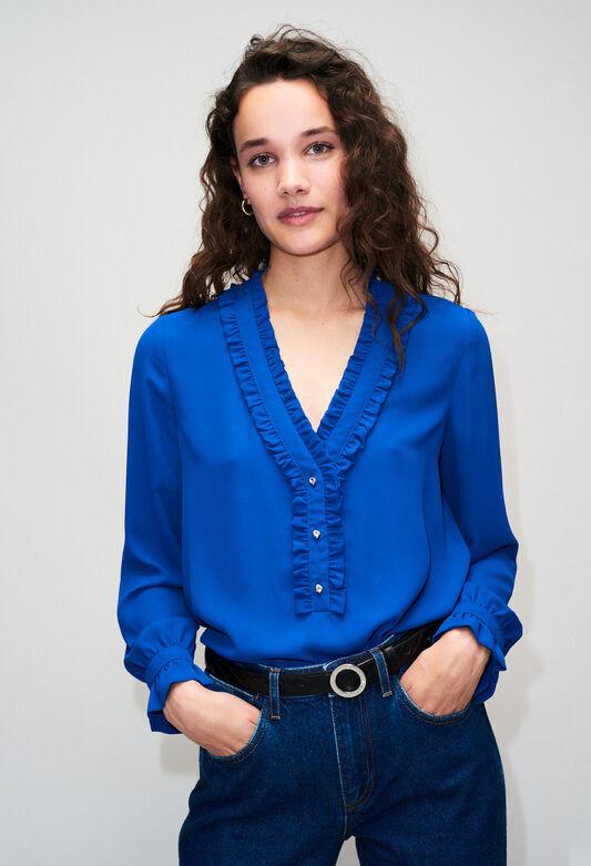 BUSINESSH19 : Tops et Chemises couleur C002