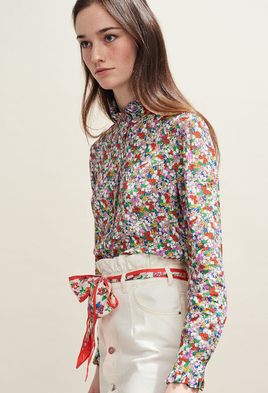 COLOMBINE FLEURETTES : Tops y camisas color MULTICO