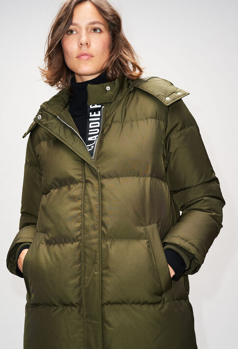 GAVOTTEH19 : Abrigos y chaquetas color KAKI ARMY
