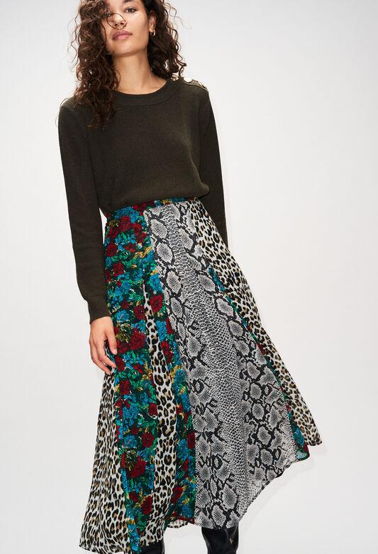 SELVAGGIAH19 : Faldas y pantalones cortos color PRINT