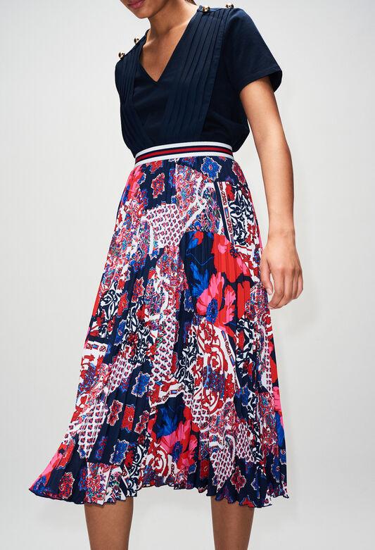 SIANAH19 : Faldas y pantalones cortos color PRINT