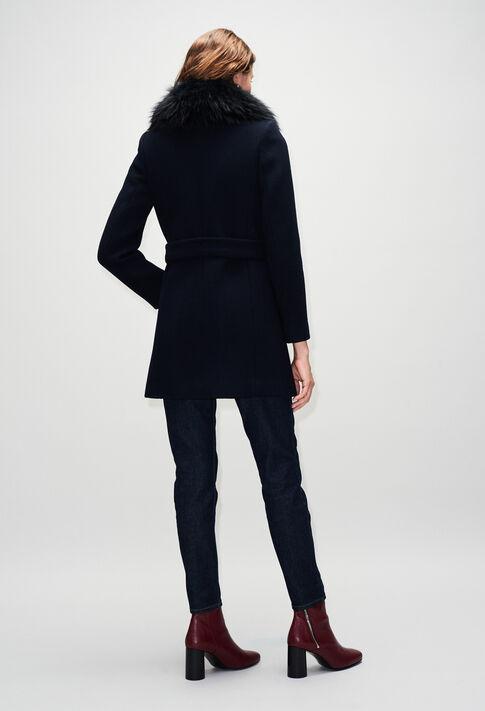 GILLESBISH19 : Manteaux et Blousons couleur MARINE
