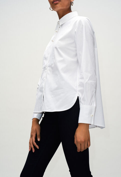CHACHAH19 : Tops y camisas color BLANC