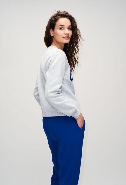 TOMYBISH19 : Jerseys de punto y sudaderas color GRIS MELANGE