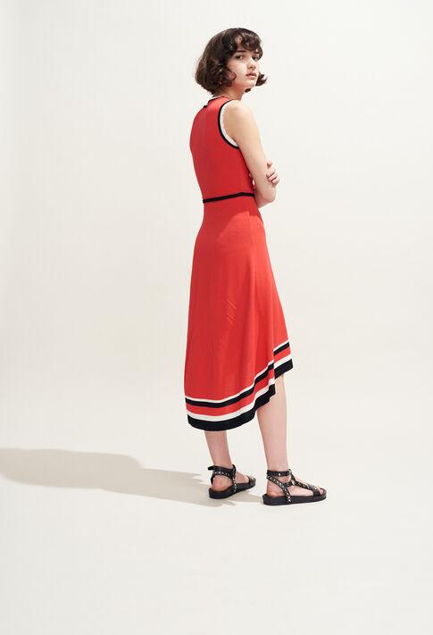 MELISSE BIS  : Vestidos color Ecarlate