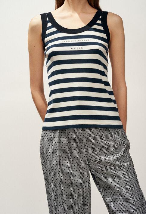 TESS : Camisetas color Mariniere