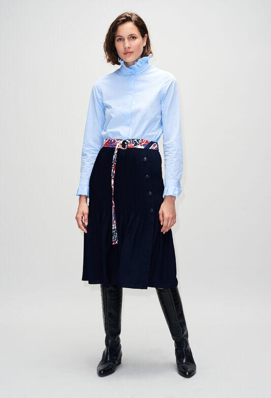 SHADEH19 : Jupes et Shorts couleur D002