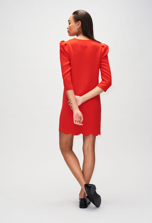RIVAH19 : Robes couleur ROUGE