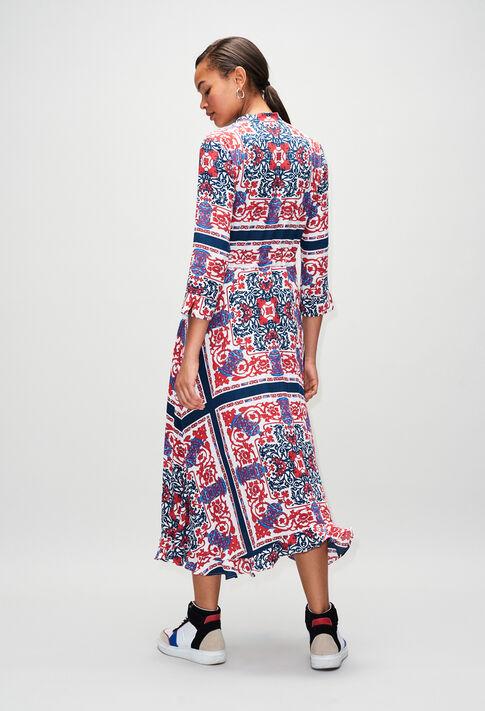 ROMEAH19 : Robes couleur PRINT