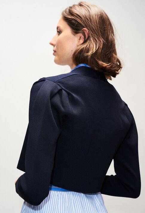 MALTAH19 : Jerseys de punto y sudaderas color MARINE
