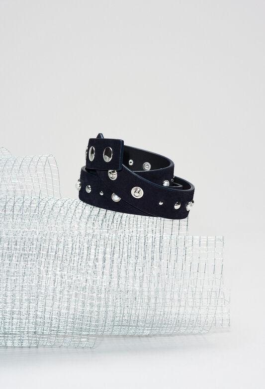 AVEGASH19 : Cinturones color MARINE