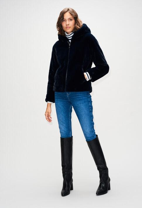 FELICIENH19 : Abrigos y chaquetas color MARINE
