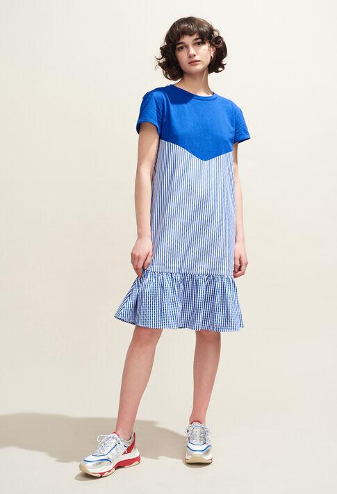 TOMIJI : Vestidos color Indigo