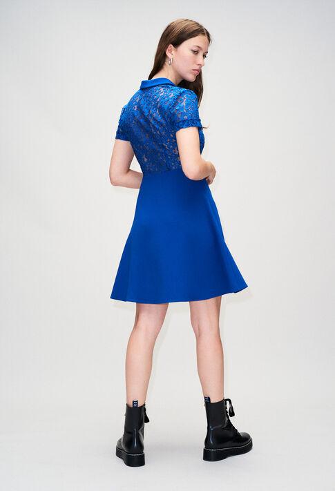 RAEH19 : Robes couleur BLEU ROI