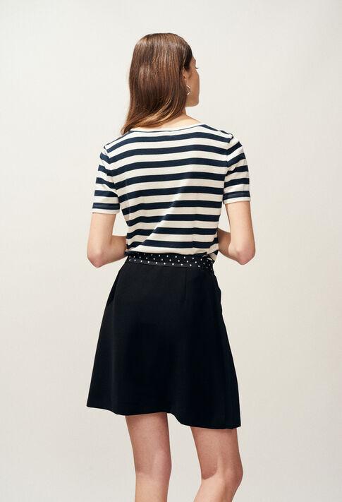 SEVRES : Faldas y pantalones cortos color Noir