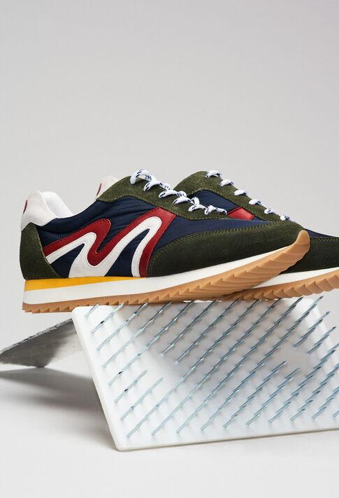 ABIGAILLEH19 : Chaussures couleur MULTICO