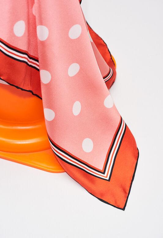 AMOUREUSEH19 : Pañuelos y bufandas color PRINT