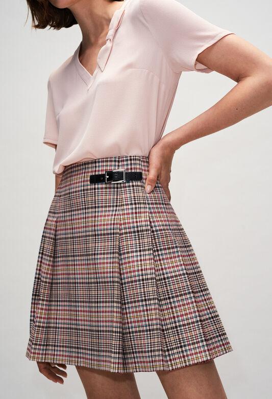 SIRENEH19 : Faldas y pantalones cortos color K001