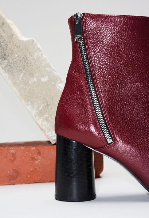 AVRILH19 : Zapatos color VELVET