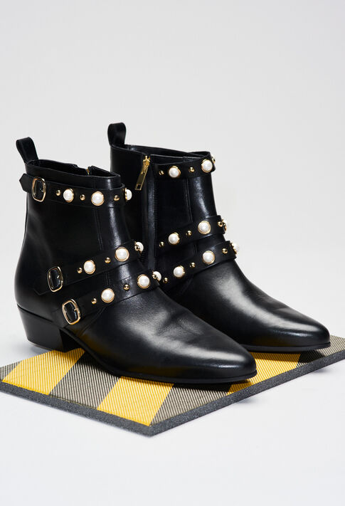ALEGRIAH19 : Zapatos color NOIR