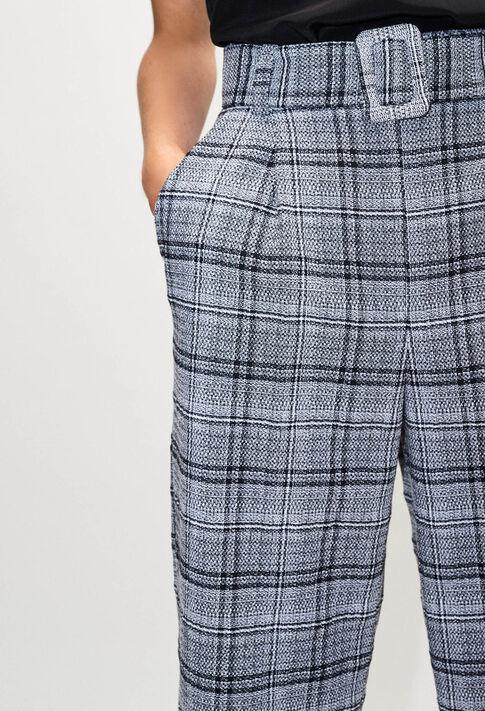 PEITOH19 : Pantalones y vaqueros color BICOLORE