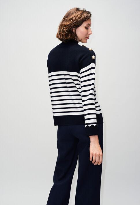 MINERVAH19 : Jerseys de punto y sudaderas color Marine