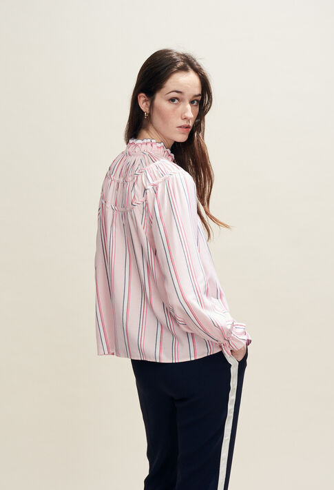 BASEBALL : Tops y camisas color ROSE
