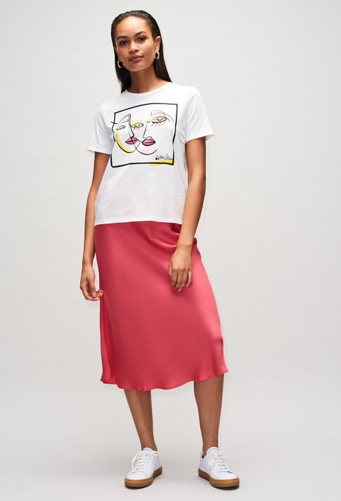TRICHEUSEH19 : Camisetas color ECRU