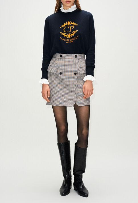 MAESTRIAH19 : Jerseys de punto y sudaderas color MARINE