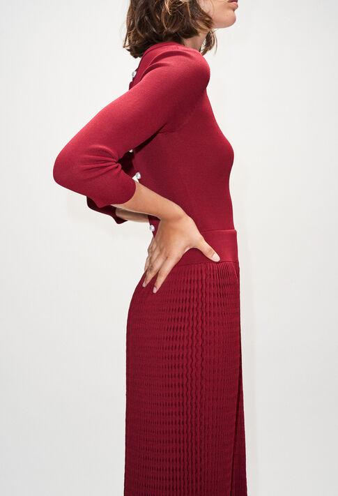 MAGNIFICAH19 : Vestidos color CERISE