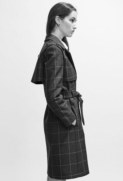 GANGSTER : Manteaux et Blousons couleur Noir