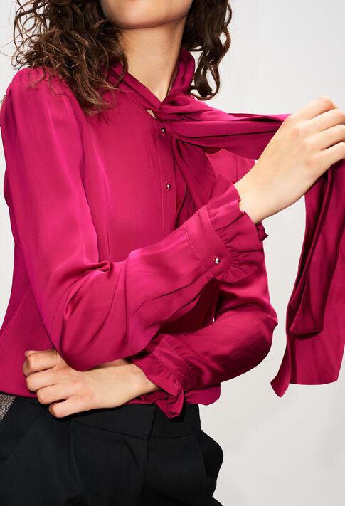 CANDICEH19 : Tops y camisas color ORCHIDEE