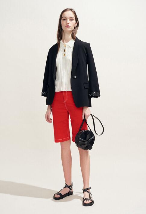 MARTIAL : Maille & Sweatshirts couleur Ecru