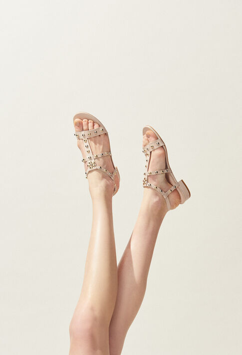 ARI : Chaussures couleur NUDE