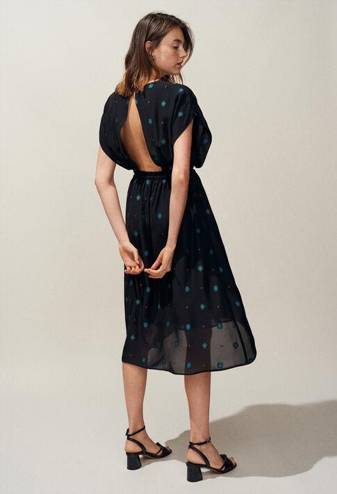 RIK : Robes couleur Noir