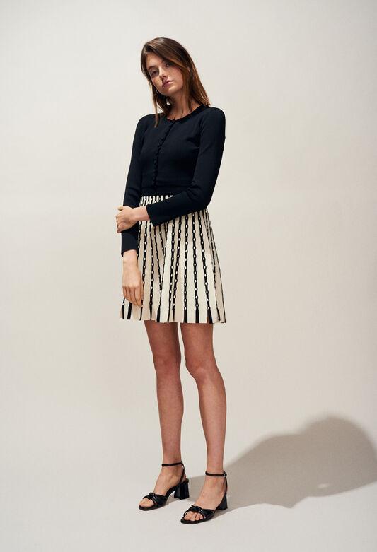METIS : Jerseys de punto y sudaderas color NOIR