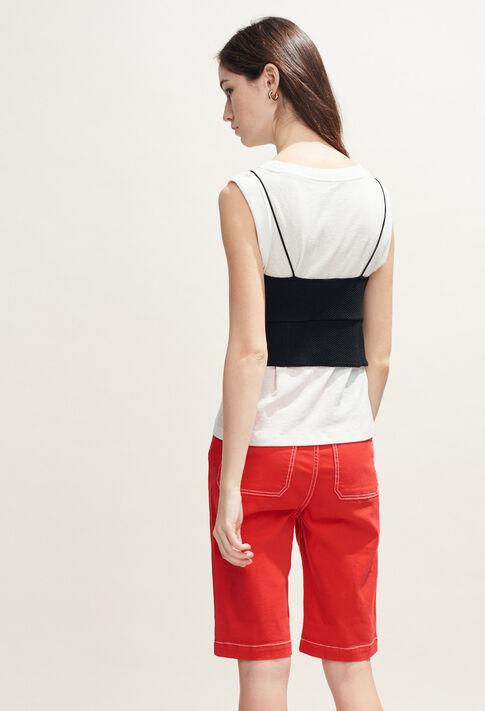 TENDANCE : Camisetas color Ecru