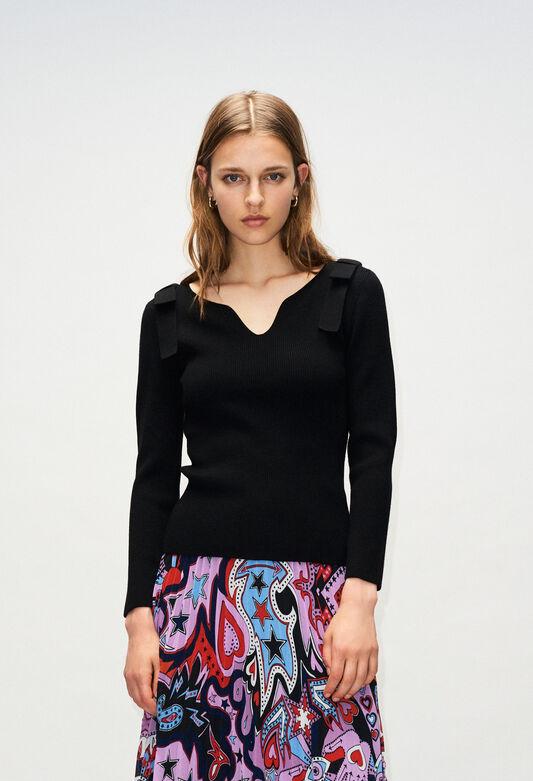 MYHEARTH19 : Jerseys de punto y sudaderas color NOIR