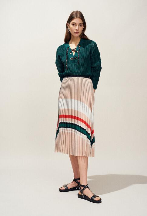 SISTER : Pantalones y Faldas color VAINILLA
