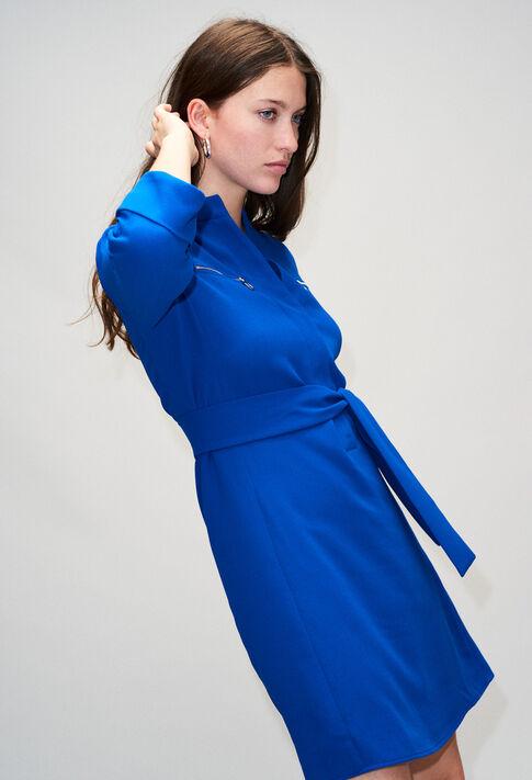 REDH19 : Vestidos color BLEU ROI