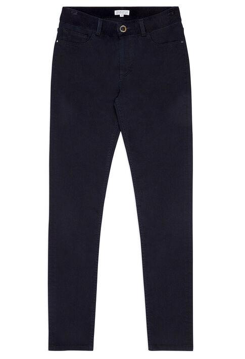 PADEN : Pantalones y vaqueros color MARINE