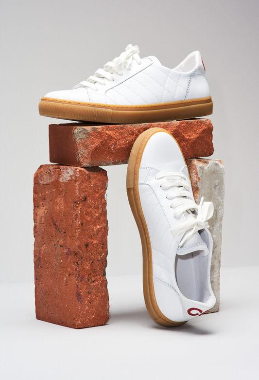 AVENIRH19 : Zapatos color BLANC