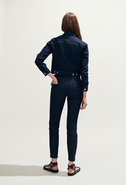 PEONY : Pantalons et Jeans couleur Jean