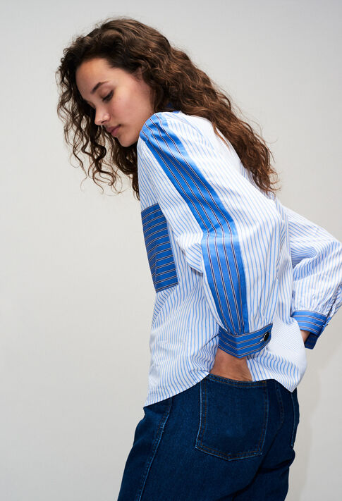 CHORISH19 : Tops y camisas color RAYURES